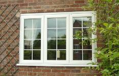photo of pvcu windows