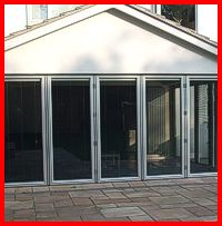 Slide Folding Doors Wilmslow