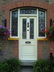 composite doors in Lymm