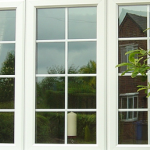PVCU windows in Culceth