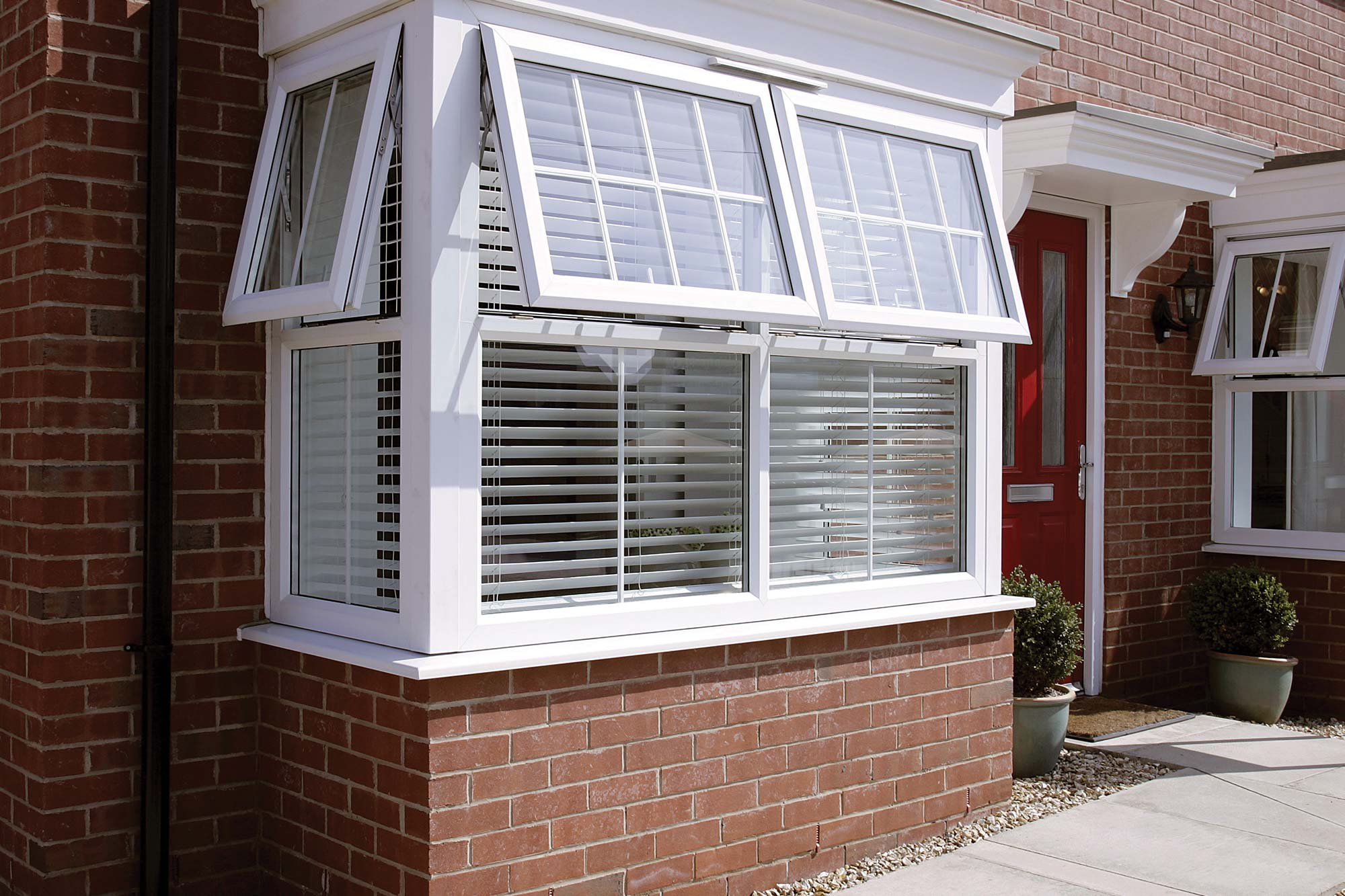 UPVC Windows in Knutsford