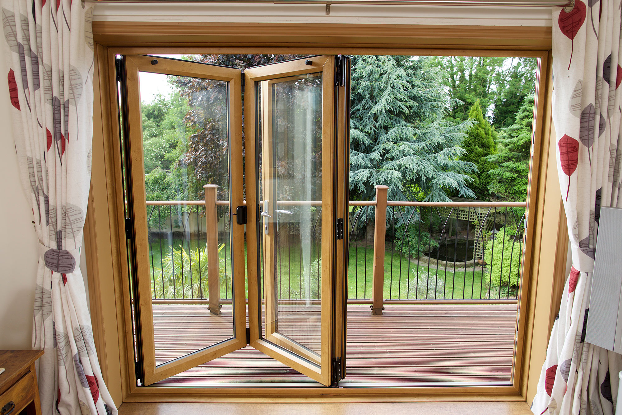 Bi Folding Doors in Wilmslow